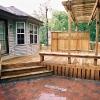 Deck with Pergola