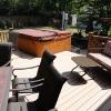 Decks with Hot Tub Columbus Ohio