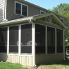 Eze-Breeze Porch to Match Home