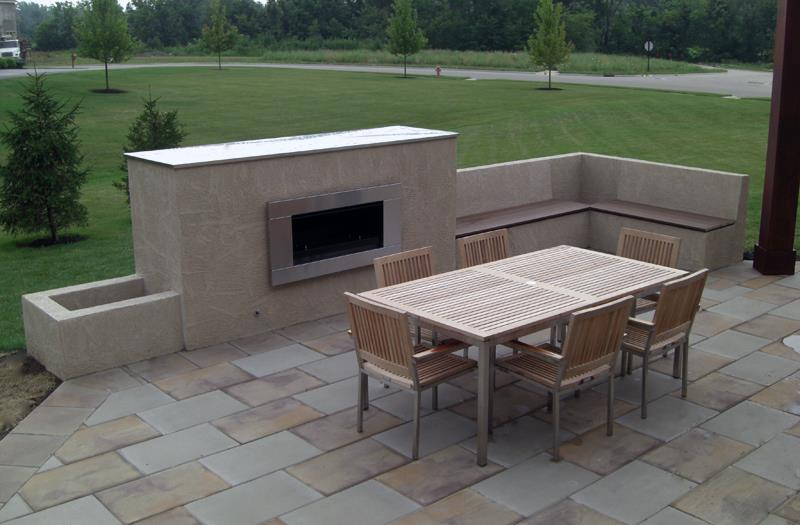 Outdoor Fireplace inserts - Outdoor Fireplaces Columbus Oh - Fire Pit Builder, Outdoor