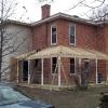 Open Porch on Brick