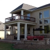Two Story Open Porch Addition