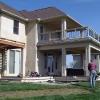 Custom Built Open Porch