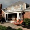 Open Porch Addition Columbus
