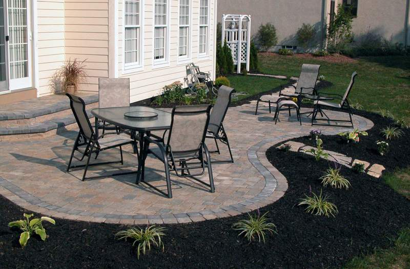 simple paver patio simple paver patio cientouno co