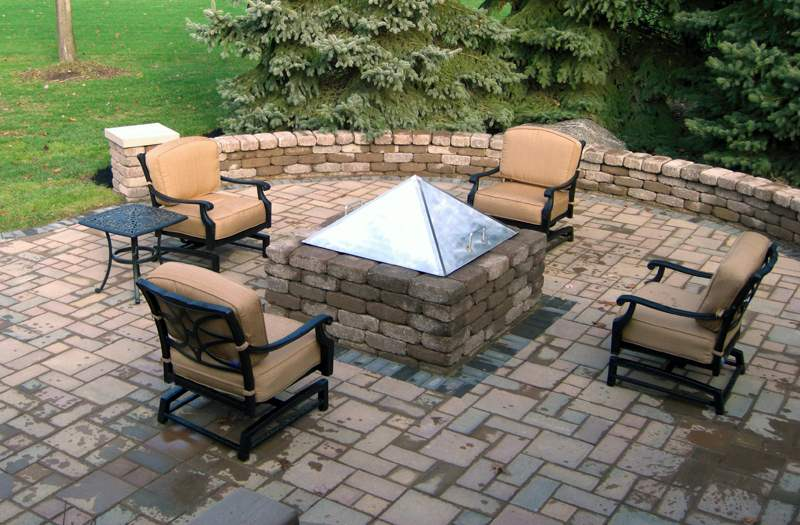 Paver patios columbus ohio brick pavers patios patio Paver patio ideas