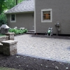 Paver Patio off deck