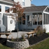 Suncraft Patios with Landscape