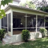 Outdoor Screen Porch Addition