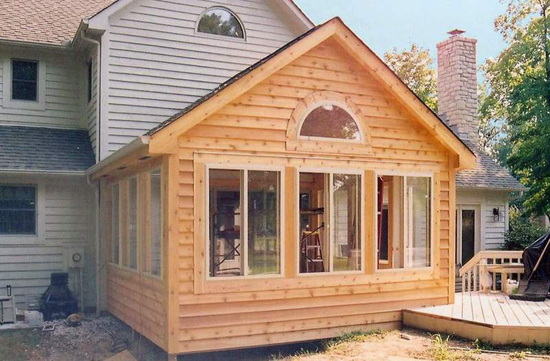 Suncraft window porch porches solarium sun porch 3 for 4 season porch plans
