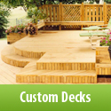 Custom Decks Columbus Ohio