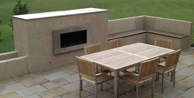 Outdoor Fireplaces Columbus Ohio
