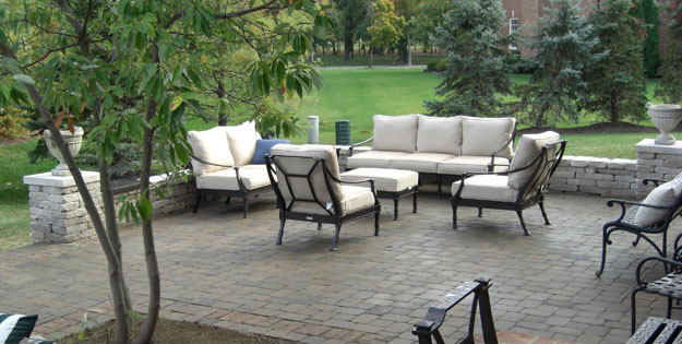 Paver Patios Columbus Ohio, Brick Pavers Patios, Patio ... on Brick Paver Patio Designs id=46941