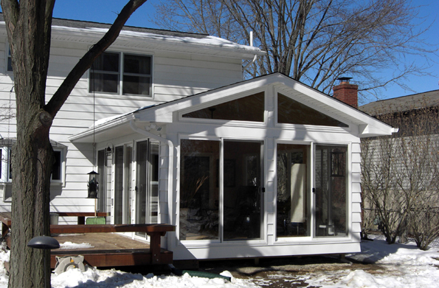 Suncraft sunroom builder 3 season rooms columbus What is a 3 season room